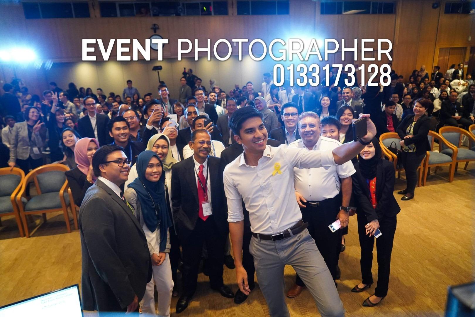 Experienced Event Photographer Shah Alam/ Kuala Lumpur/ Putrajaya 1