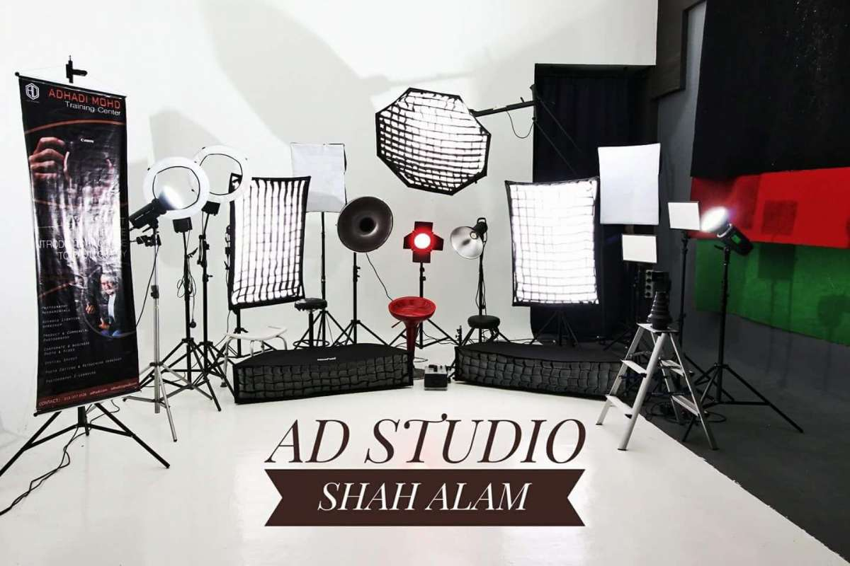 Complete Photography Studio for Rental 1