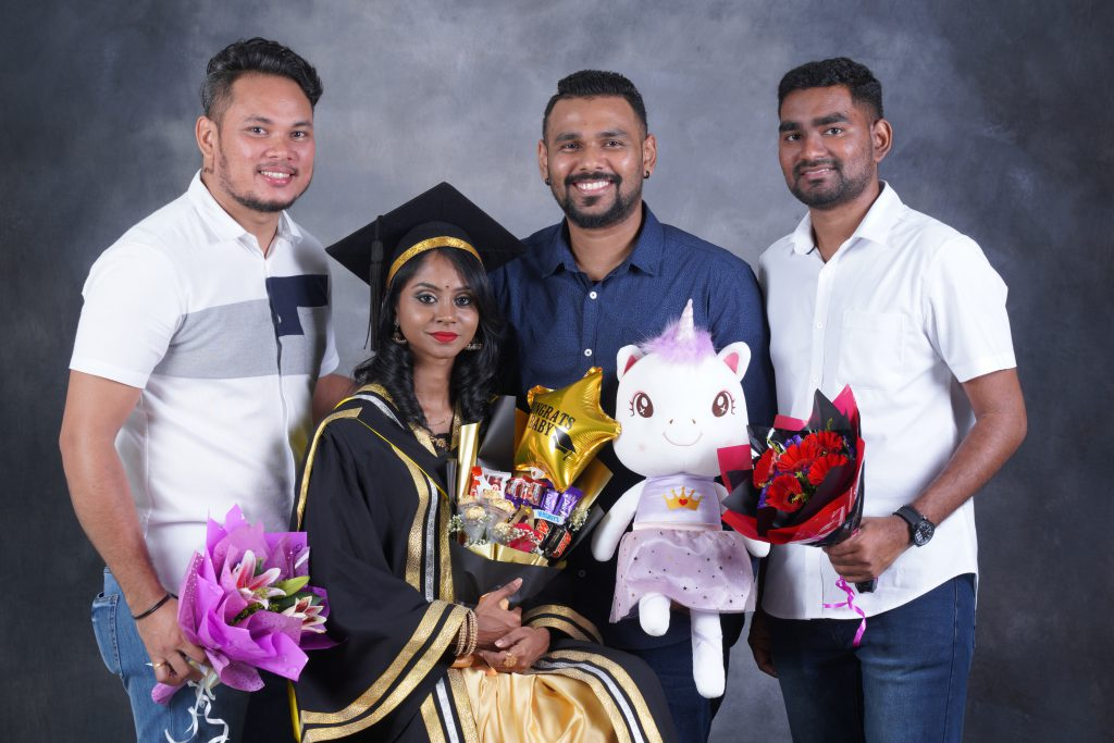 Convocation Photo In Studio (Graduation) 6