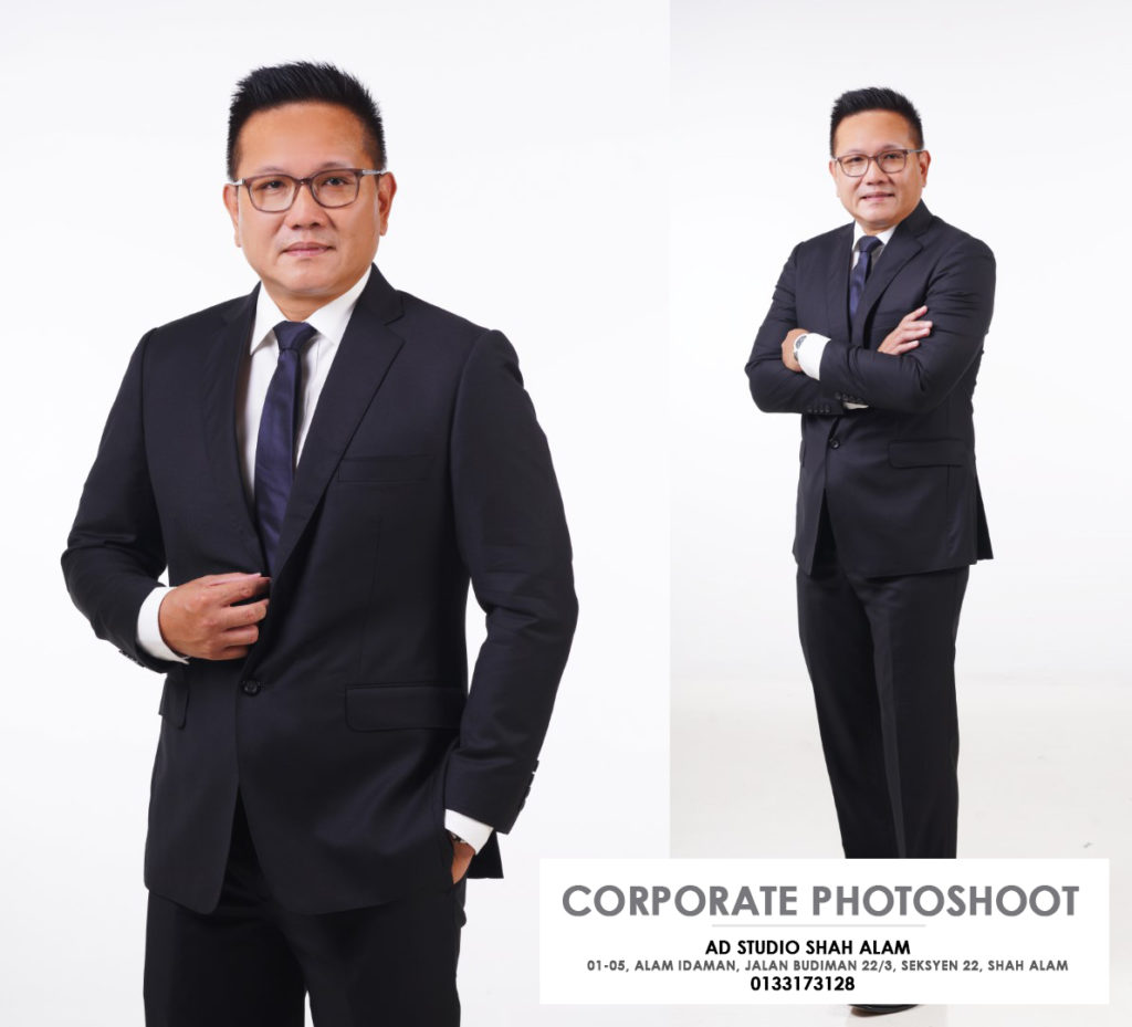 Corporate Photography Studio 1
