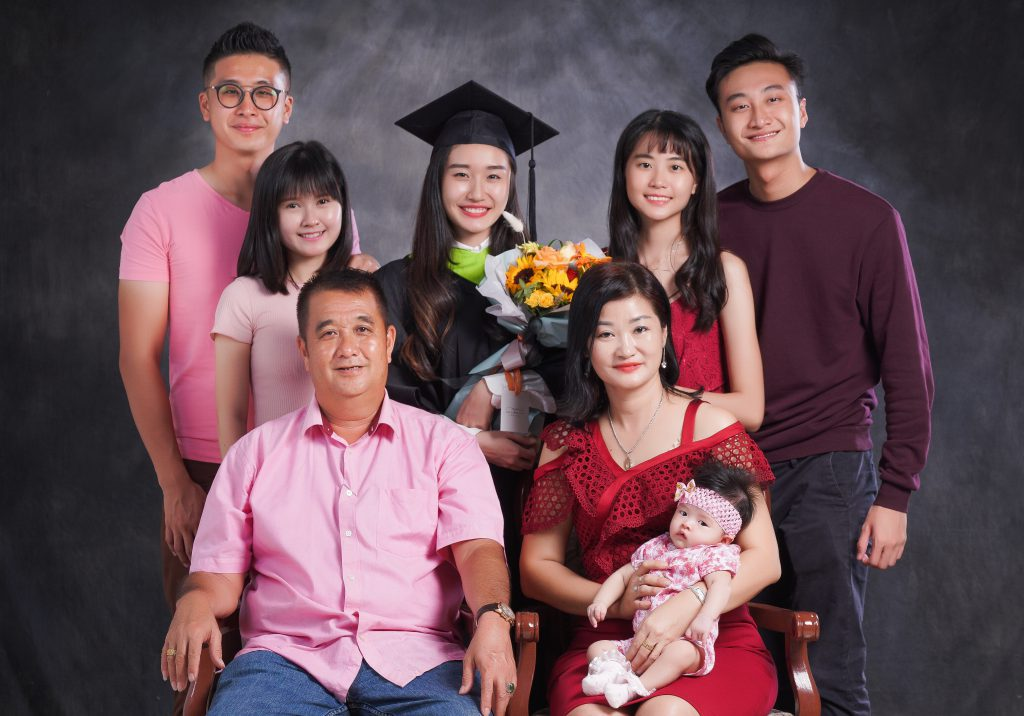 Convocation Photo In Studio (Graduation) 4