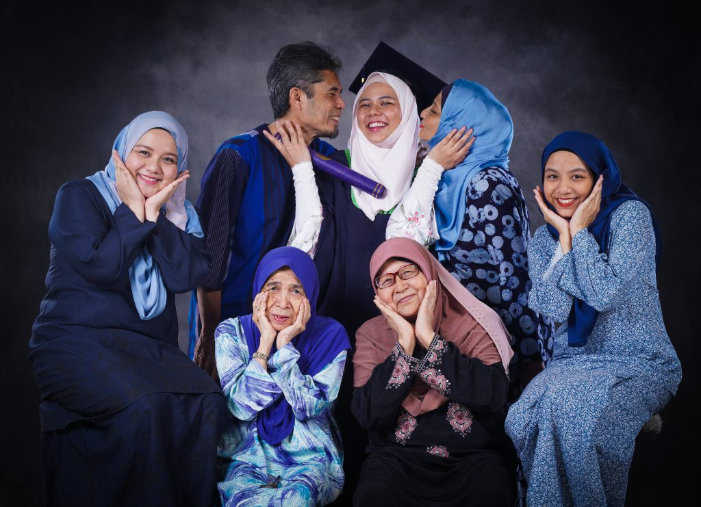 Convocation Photo In Studio (Graduation) 3