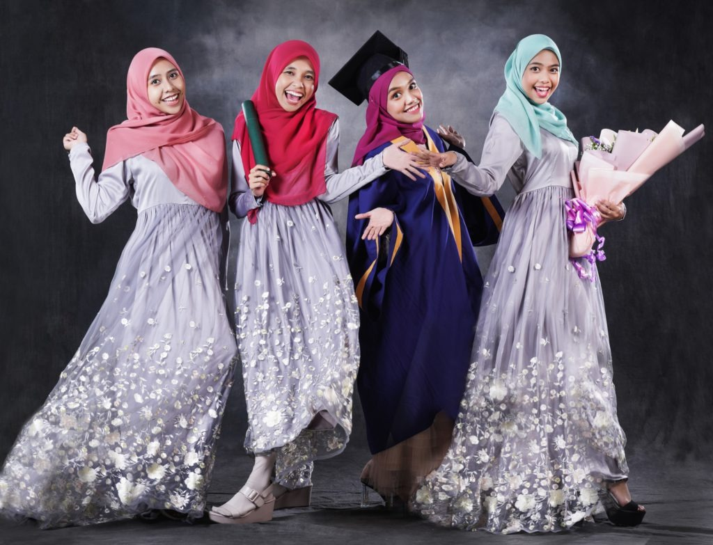 Convocation Photo In Studio (Graduation) 2