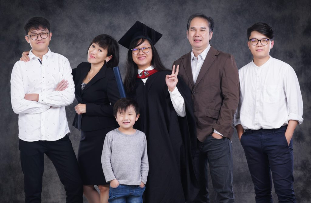 Convocation Photo In Studio (Graduation) 17