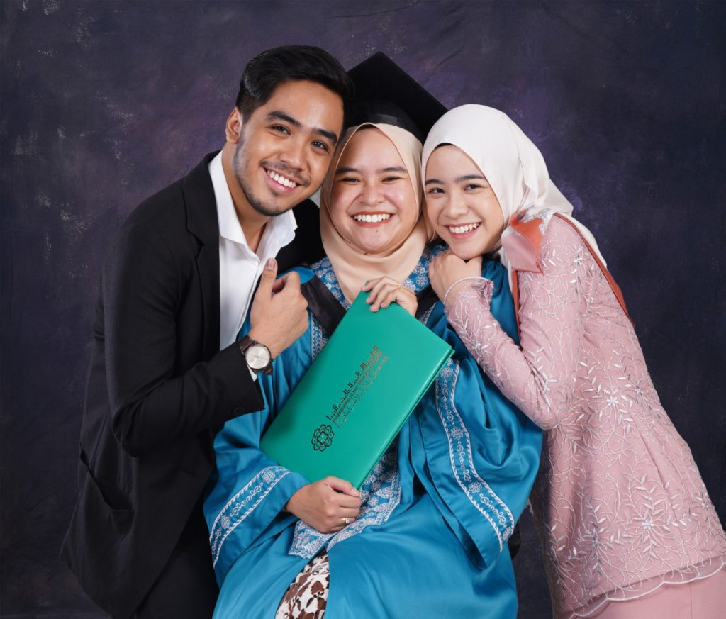 Convocation Photo In Studio (Graduation) 15